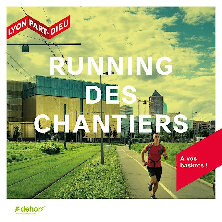 Image pour Running des chantiers Lyon Part-Dieu 8 juillet 2021
