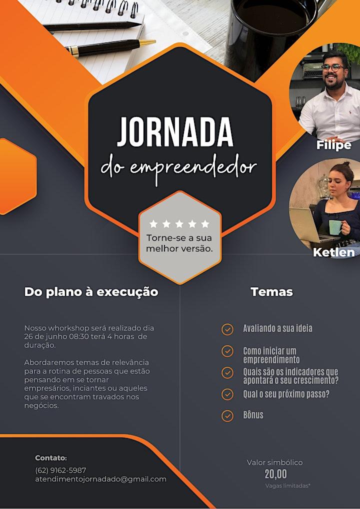 Imagem do evento Jornada Empreendedora - Do Projeto à Execução!