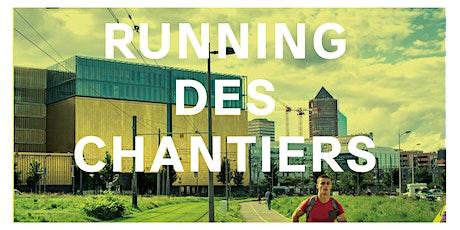 Running des chantiers Lyon Part-Dieu 17 juin 2021 billets