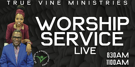 Sunday Morning Worship (8:30AM) tickets