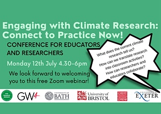 CLIMATE CHANGE EDUCATION RESEARCH CONFERENCE tickets