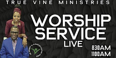 Sunday Morning Worship (11:00AM) tickets