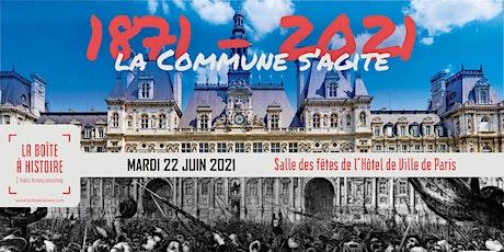 Fausse Commune - Théâtre - La Commune s'agite - Hôtel de ville de Paris billets
