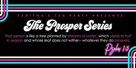 Positioned to Prosper: ATL TEA Party tickets
