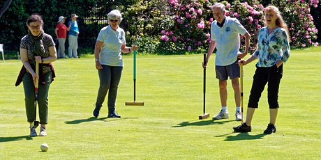 Pay and Play Croquet tickets