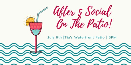 After 5  Social: Patio Party! tickets