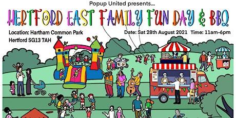 Hertford Family Fun Day &BBQ tickets
