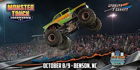 Monster Truck Throwdown  Saturday tickets