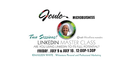 ARE YOU USING LINKEDIN TO ITS FULL POTENTIAL? tickets