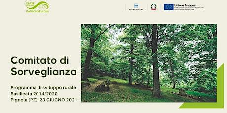 Comitato di sorveglianza Programma di Sviluppo Rurale Basilicata 2014-2020 biglietti