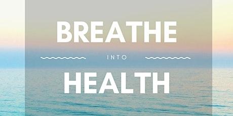 FLOURISH Breathe into Health tickets