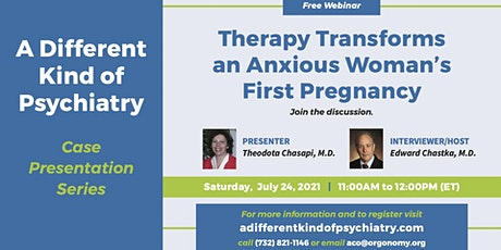 Therapy Transforms a Pregnancy Woman's First Pregnany tickets
