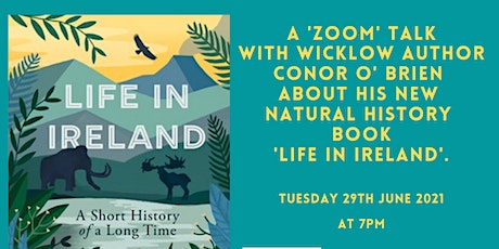 Life in Ireland - A Short History of a Long Time  with  Conor O'Brien tickets