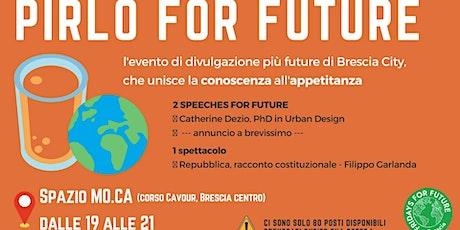 Pirlo for Future biglietti