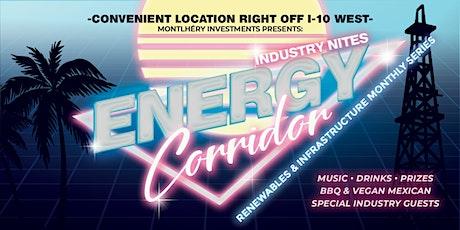 Energy Corridor Industry Nights - Renewable Energy tickets