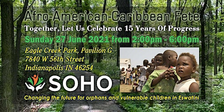 Afro-American-Caribbean Fete at Eagle Creek Park tickets