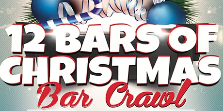 5th Annual 12 Bars of Christmas Crawl® - Grand Rapids tickets