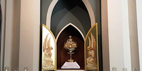 Eucharistic Adoration - Monday, June 21 tickets