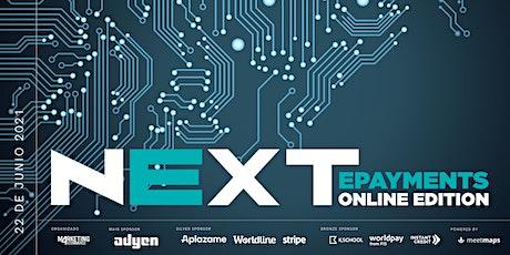 NEXT ePayments 2021 - Online Edition entradas