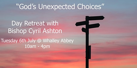 Day Retreat with Bishop Cyril Ashton at Whalley Abbey tickets