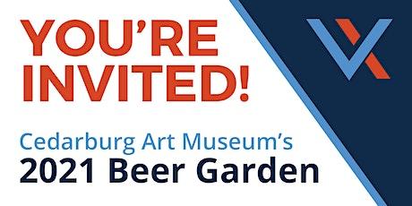 Vx Beer Garden Event at the Cedarburg Art Museum tickets