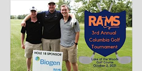 3rd  Annual Mizzou RAMS Columbia Golf Tournament tickets