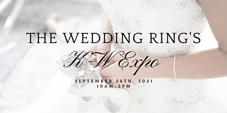 The Wedding Ring's KW Fall 2021 Expo tickets
