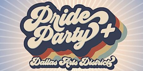 Pride Party + Pop-Up Performances tickets