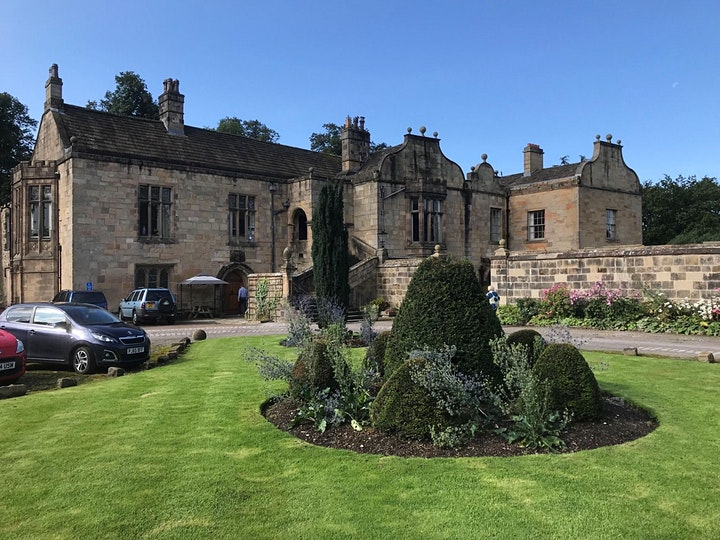 Day Retreat with Bishop Cyril Ashton at Whalley Abbey image