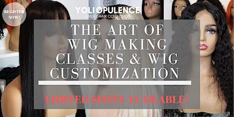 Atlanta Hands on Sewing Machine Wig Making Class by Yoli tickets