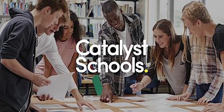 Catalyst Schools Information Session tickets