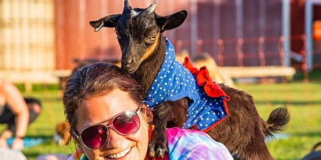Goat Yoga & SBC Brews tickets