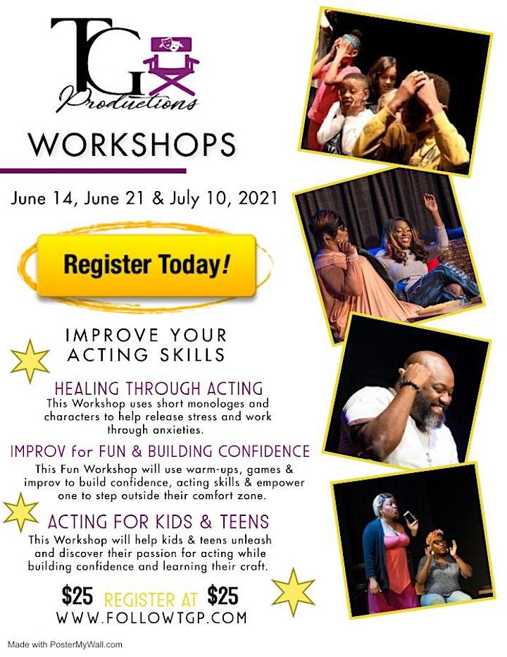 TGP Workshops image