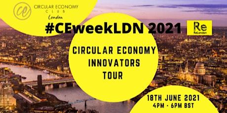 Circular Economy Innovators Tour tickets