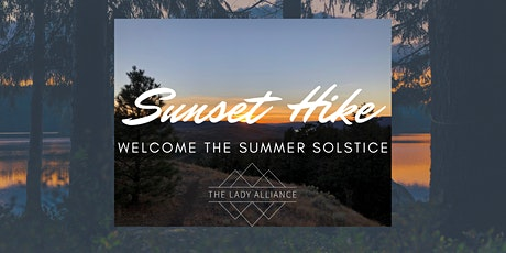 Kamloops BC - Summer Solstice Sunset Hike tickets