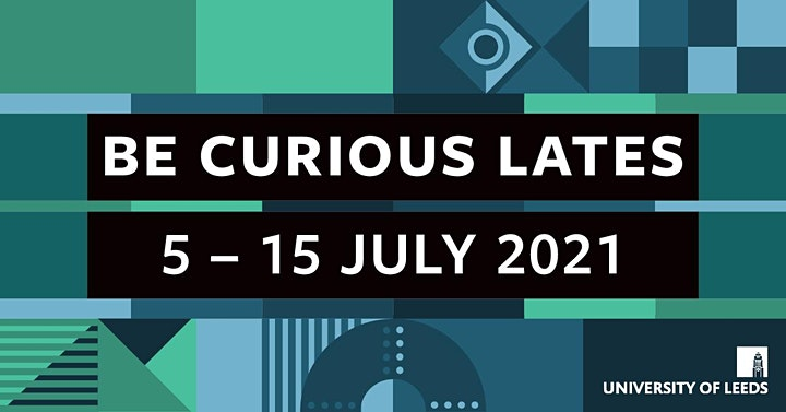 Be Curious LATES: Imagining sustainable futures image