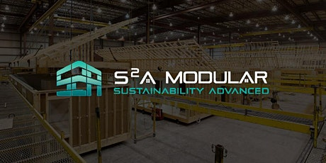 Meet the Founders of S2A Modular – Investor Networking Event tickets