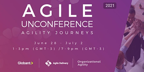 Agile Unconference - Agility Journeys tickets