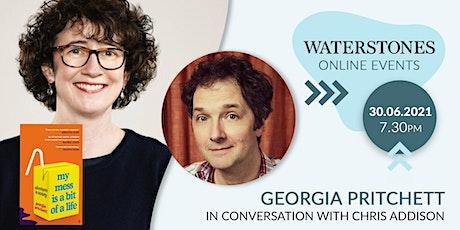 Georgia Pritchett in conversation with Chris Addison tickets