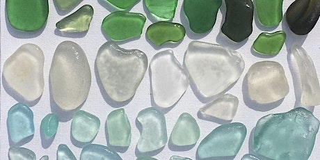 Sea Glass Art: Collect and Create tickets