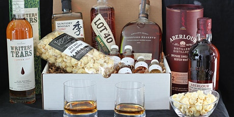 World Whisky/Whiskey Tasting with Spencer Gooderham of New World Wine Tours tickets