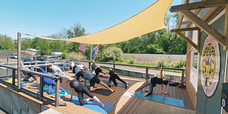 Yoga at McAllister's tickets