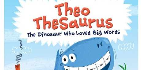 Square Books Jr. - Theo TheSaurus Storytime with author and illustrator tickets