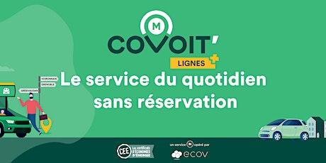 M'Covoit - Lignes + - L'afterwork de l'été billets