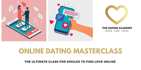 Online Dating Masterclass tickets