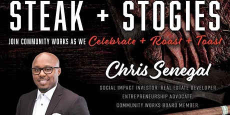 Chris Senegal's Roast & Toast - A Steaks and Stogies Event tickets