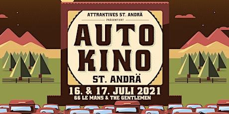 Autokino St. Andrä | Le Mans 66 Tickets