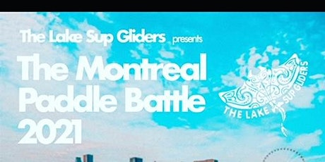 Montreal Paddle Battle 2021 tickets