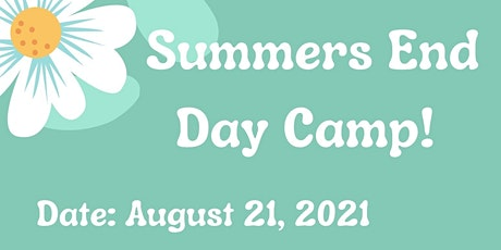 Summers End Day Camp tickets