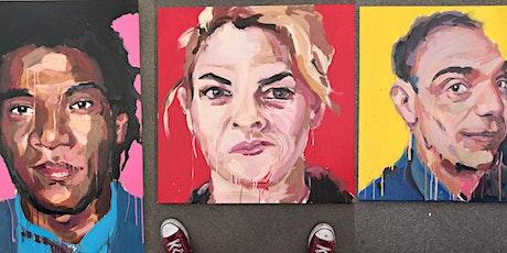 MEET THE ARTIST EVENING WITH JULIE BENNETT tickets